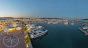 Destinations: Porto Mirabello in Italy with Superyacht Berths of up to 130m
