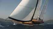 Charter sailing yacht Clear Eyes in the Mediterranean this summer