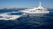 Exclusive interview: Interior designer for 2017-refitted Superyacht LUCKY LADY, Juniper Hill Furniture