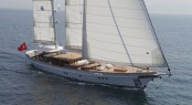 Sailing yacht In Love joins the Eastern Mediterranean charter market