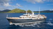 Special offer: Stellar luxury yacht Sherakhan now offering 9 days for 7 in the Mediterranean