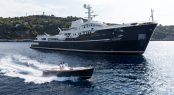 Charter explorer yacht Legend in Antarctica this winter