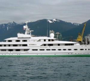 Yacht Attessa Iv Hayashikane Zosen Kk Charterworld Luxury