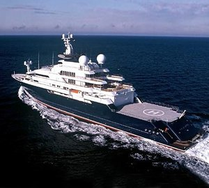 Yacht octopus lurssen charterworld luxury superyacht for Lurssen yacht genova