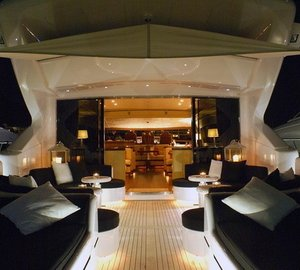 Life On Board Yacht MARKAGAIN
