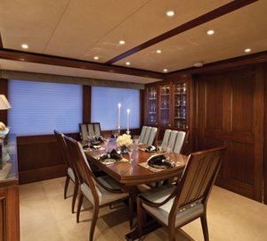 The 34m Yacht LIFE OF REILLEY