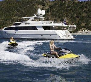 The 34m Yacht MAMAMIA