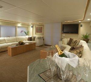 The 35m Yacht EL JEFE