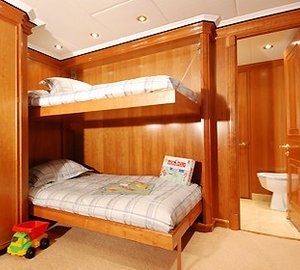 Pullman Aboard Yacht MILK AND HONEY