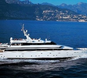Overview: Yacht COSTA MAGNA's Cruising Image