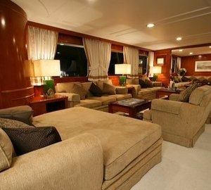 Sitting: Yacht SECRET LIFE's Premier Saloon Image
