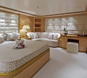 Cabin On Board Yacht MIA RAMA