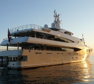 The 54m Yacht MARAYA