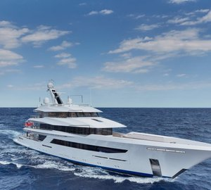 70m Feadship Yacht