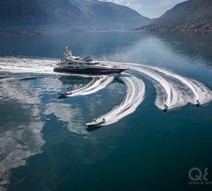 Yacht JO By Benetti - On An Eastern Mediterranean Charter