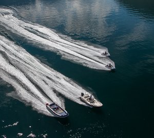 Yacht JO By Benetti - Watertoys