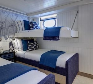 Kids Cabin With A Pullman Berth