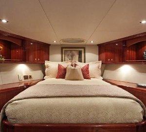 The 32m Yacht CEDAR ISLAND