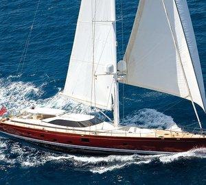 Profile: Yacht LUDYNOSA G's Cruising Photograph