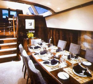 Eating/dining Furniture Set On Yacht LUDYNOSA G