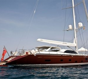 Overview Aboard Yacht LUDYNOSA G