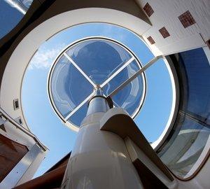 Skylight Aboard Yacht NORTHLANDER