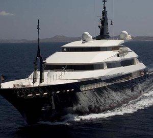 Profile: Yacht ALFA NERO's Cruising Photograph