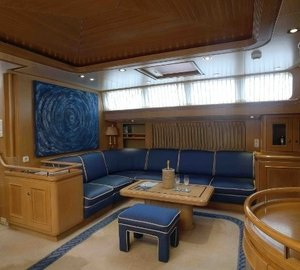 The 30m Yacht ANTARES AVANCE