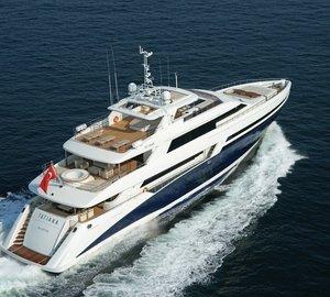 Cruising Aboard Yacht TATIANA