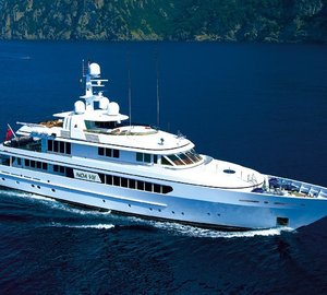 The 48m Yacht CAROLINA