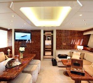 The 25m Yacht OF VILLA ROMANA