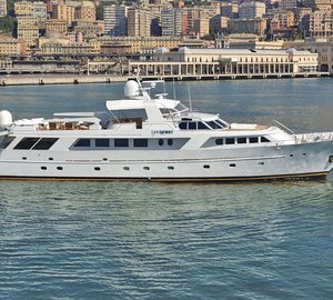Overview On Yacht INDIA