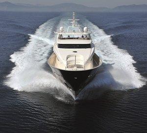 Cruising On Board Yacht ESPRESSO
