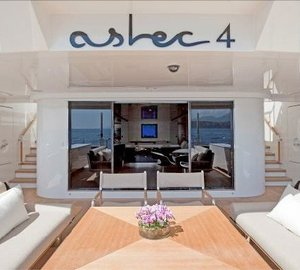 The 45m Yacht ASLEC 4