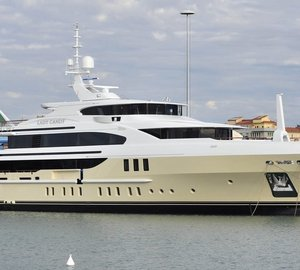 The 55m Yacht LADY CANDY