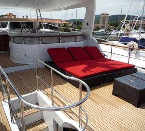 The 22m Yacht SILVER FOX