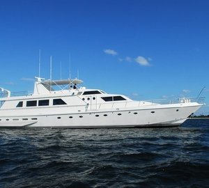 The 30m Yacht JUSTINE