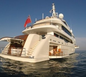 The 50m Yacht DUSUR