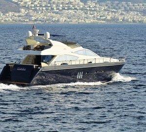 The 21m Yacht SAKURA