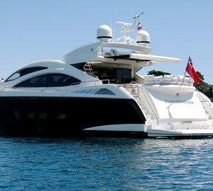 The 26m Yacht FIRECRACKER