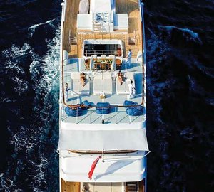 The 55m Yacht ILLUSION