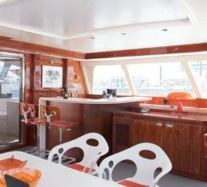 Catamaran MAITAI Sunreef 74 (ex Che) - Bar