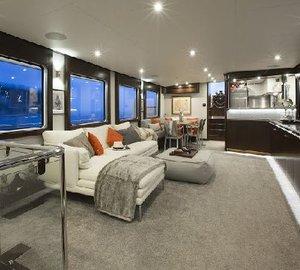 Classic Yacht SULTANA -  Main Salon 2