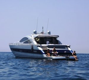 FIRE FLY -  Aft View