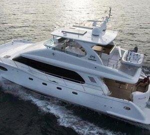 Horizon PC 60 SEA BOSS -  Cruising