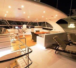 Horizon PC 60 SEA BOSS -  Flybridge