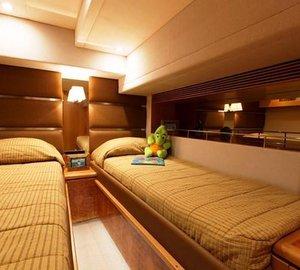 Horizon PC 60 SEA BOSS -  Twin Cabin