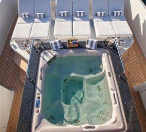 MILK AND HONEY - Spa Pool tub