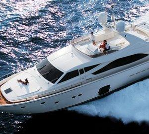 Motor yacht CHI 5 -  Cruising