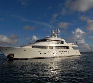 Motor yacht Dona Lola -  Main